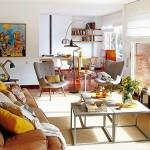 adelaparvu.com amenajare apartament de bloc cu mobila veche si piese noi, interior vintage, Foto MiCasa (8)