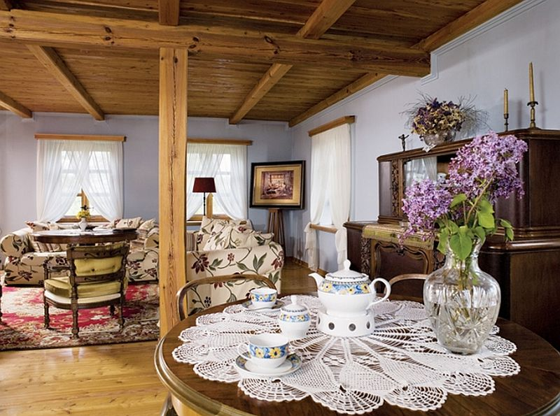 adelaparvu.com casa rustica, casa la tara, casa Polonia, casa cu berze, Foto Michal Skorupski (12)