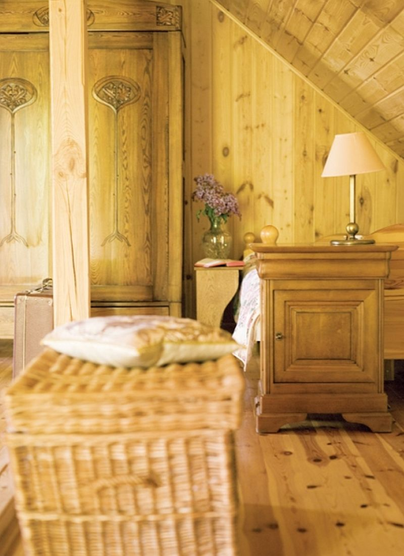 adelaparvu.com casa rustica, casa la tara, casa Polonia, casa cu berze, Foto Michal Skorupski (14)