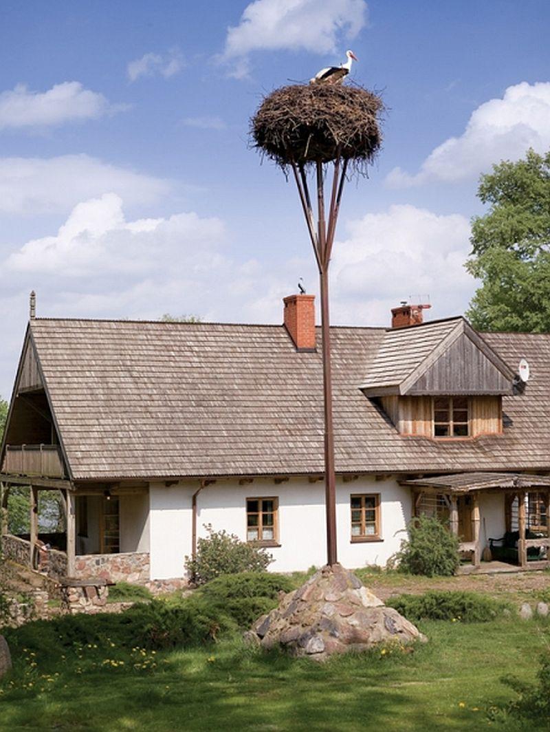 adelaparvu.com casa rustica, casa la tara, casa Polonia, casa cu berze, Foto Michal Skorupski (3)