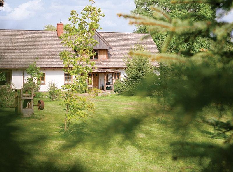 adelaparvu.com casa rustica, casa la tara, casa Polonia, casa cu berze, Foto Michal Skorupski (5)