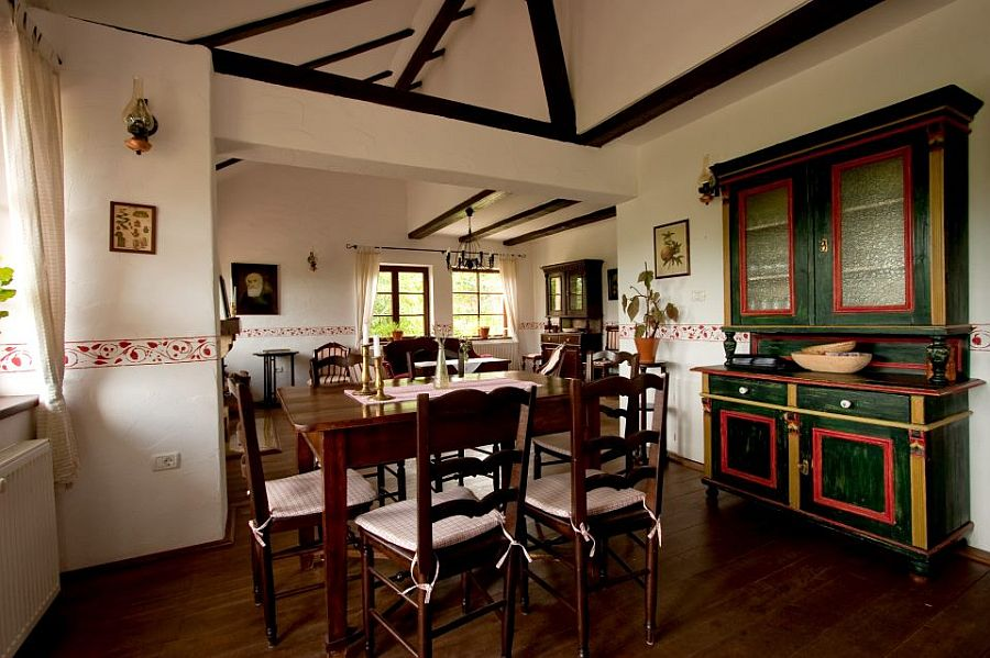 adelaparvu.com despre Casa Altringen, pensiune rustica Romania, interior design Cass Design (15)