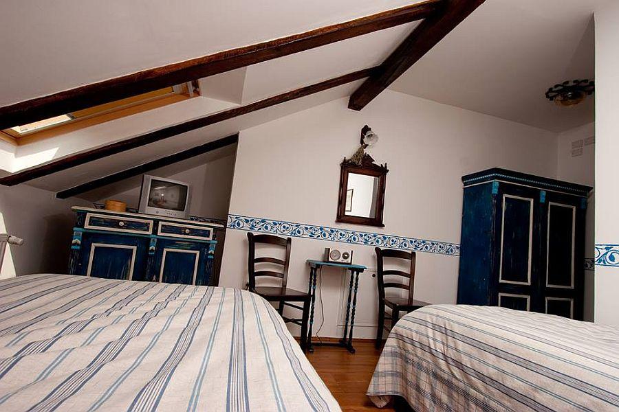 adelaparvu.com despre Casa Altringen, pensiune rustica Romania, interior design Cass Design (22)