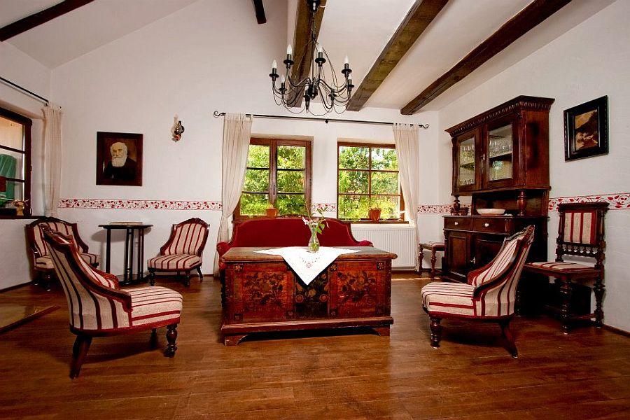 adelaparvu.com despre Casa Altringen, pensiune rustica Romania, interior design Cass Design (6)