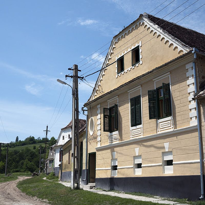 adelaparvu.com despre Casa Noah, casa de oaspeti Richis, Romania, guesthouse, bedandbreakfast Richis, Romania (18)