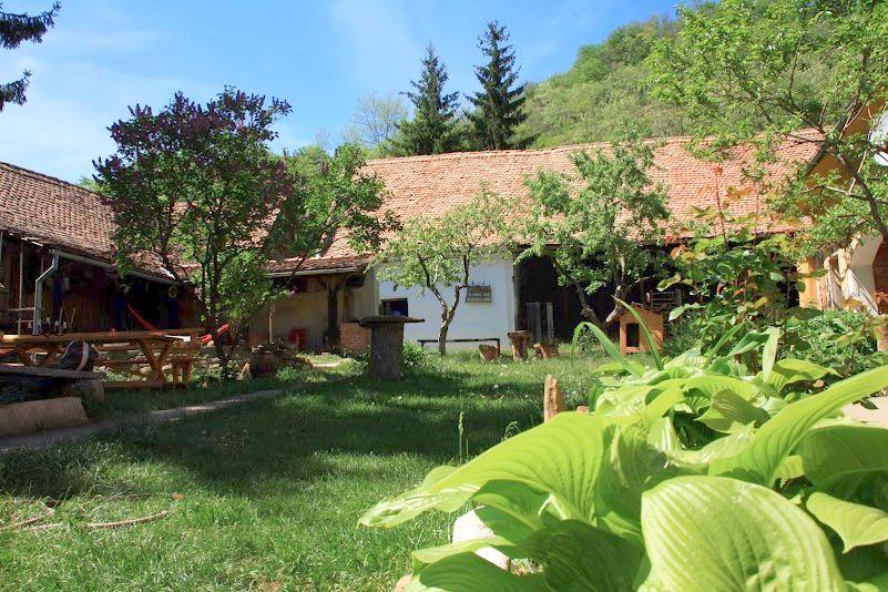 adelaparvu.com despre Casa Noah, casa de oaspeti Richis, Romania, guesthouse, bedandbreakfast Richis, Romania (22)