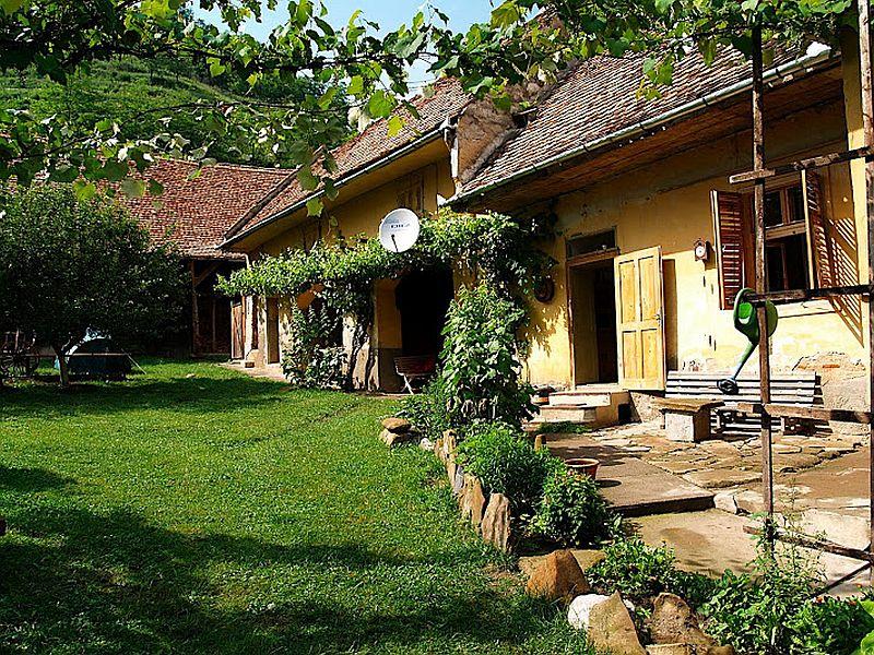 adelaparvu.com despre Casa Noah, casa de oaspeti Richis, Romania, guesthouse, bedandbreakfast Richis, Romania (28)
