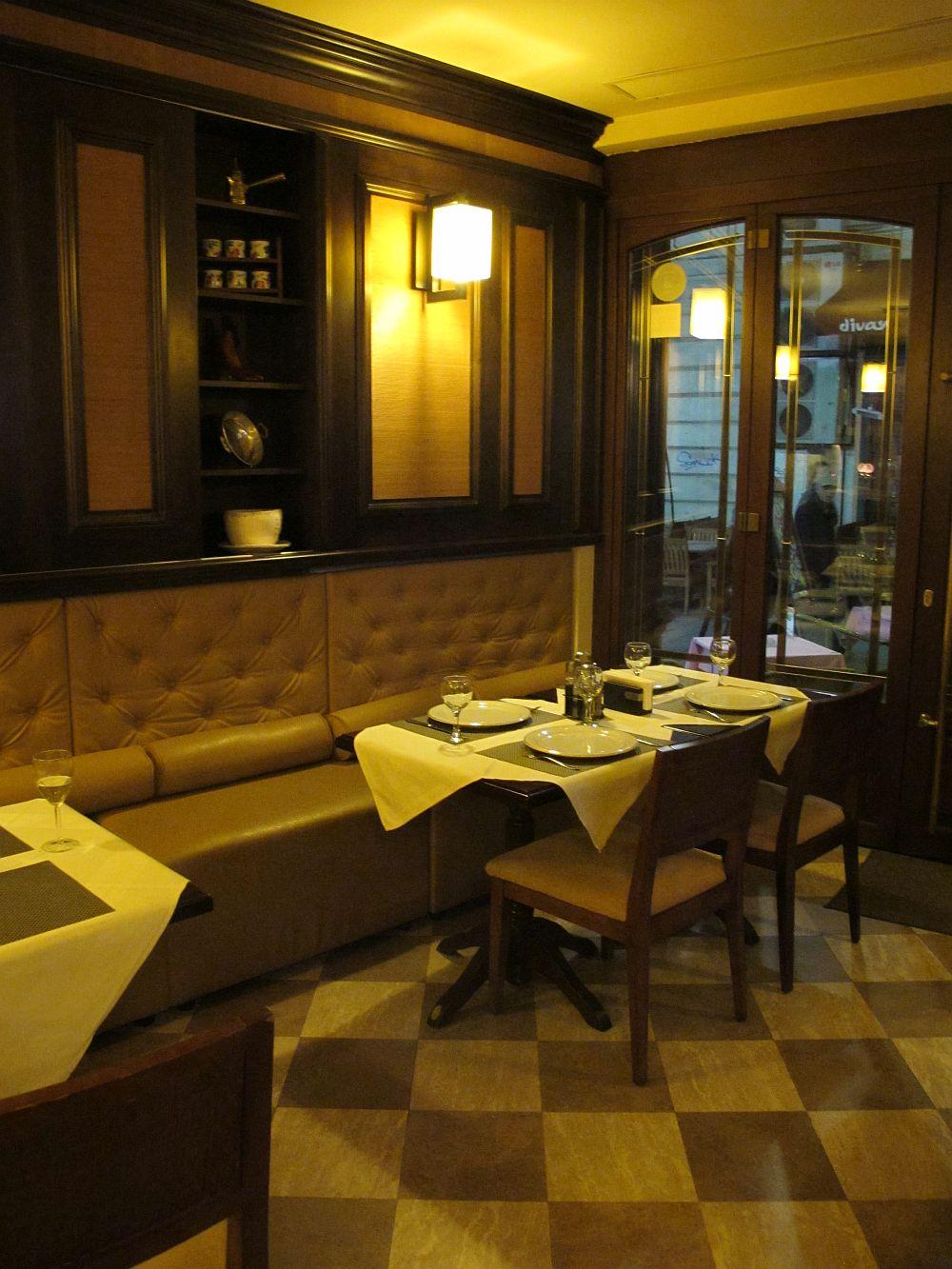 adelaparvu.com despre Maccheroni, restaurant italian Bucuresti strada Franceza (10)