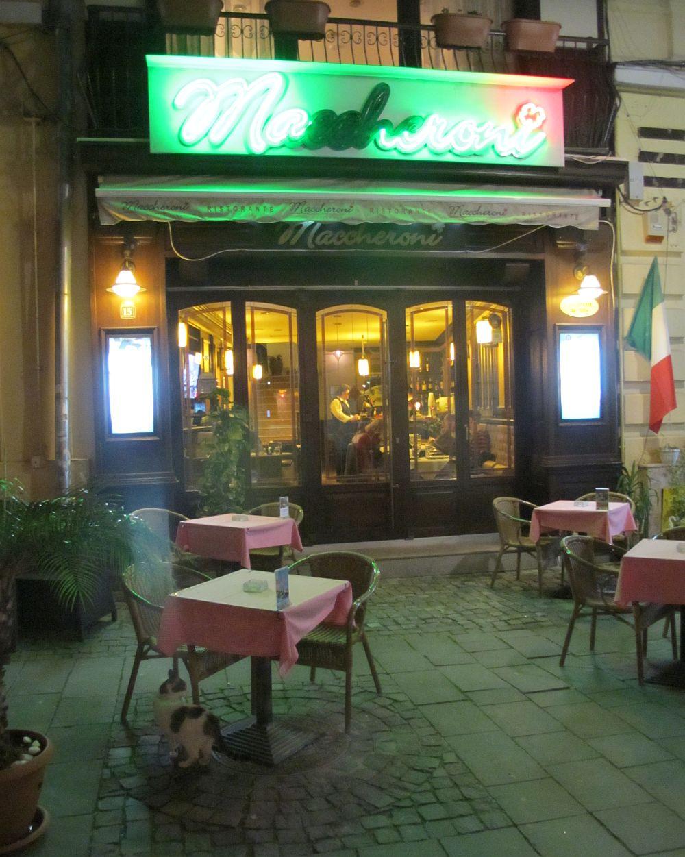 adelaparvu.com despre Maccheroni, restaurant italian Bucuresti strada Franceza (13)