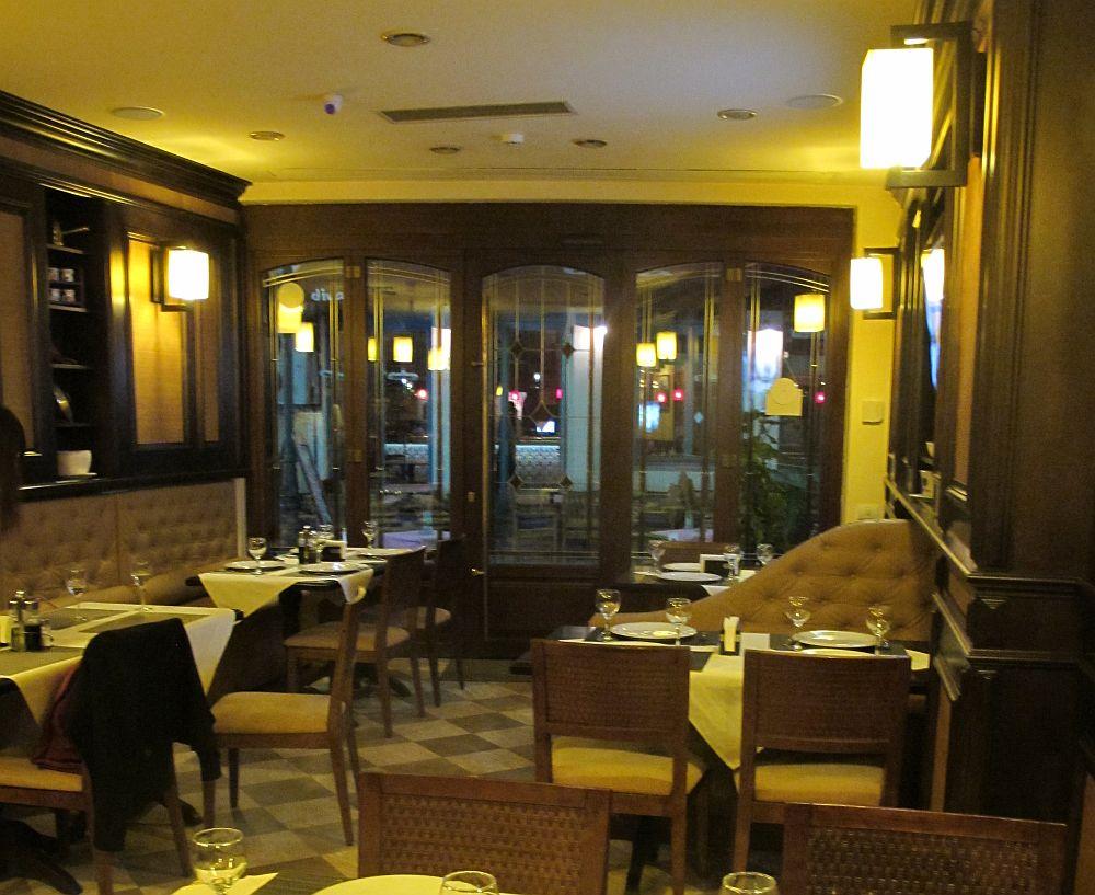 adelaparvu.com despre Maccheroni, restaurant italian Bucuresti strada Franceza (16)