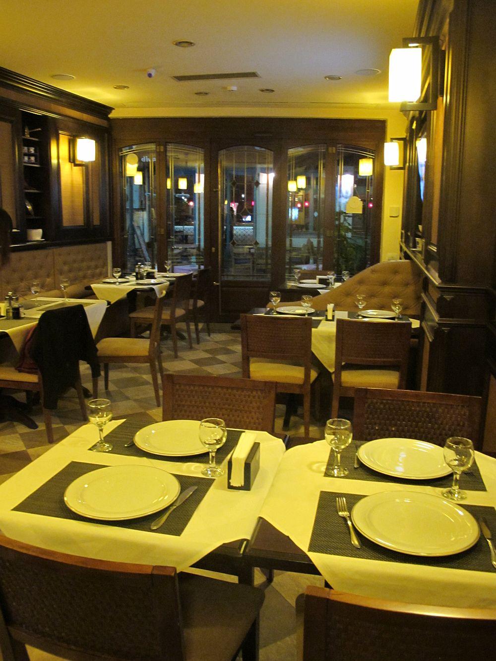 adelaparvu.com despre Maccheroni, restaurant italian Bucuresti strada Franceza (6)