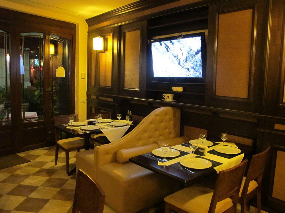 adelaparvu.com despre Maccheroni, restaurant italian Bucuresti strada Franceza (9)