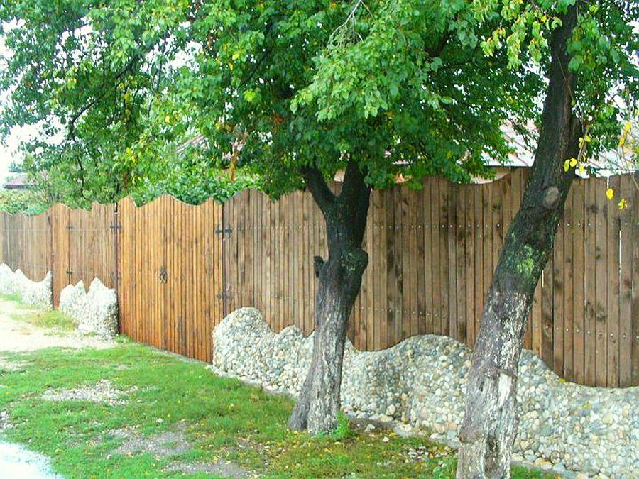 Gard realizat de mIhai Duhovnicul, Atelierul de la tara