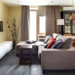 adelaparvu.com despre amenajare apartament bloc 3 camere, 67 mp, design interior Odnushechka  (4)