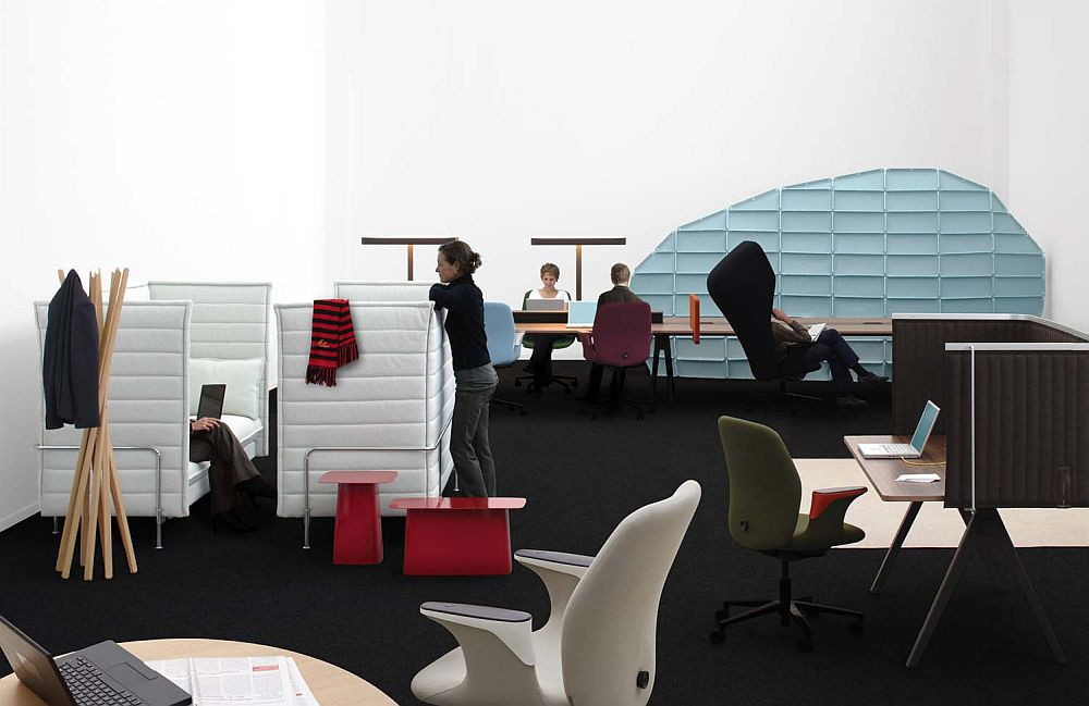 adelaparvu.com despre amenajari spatii de birouri, design Vitra, conferinta Breanking the walls (13)
