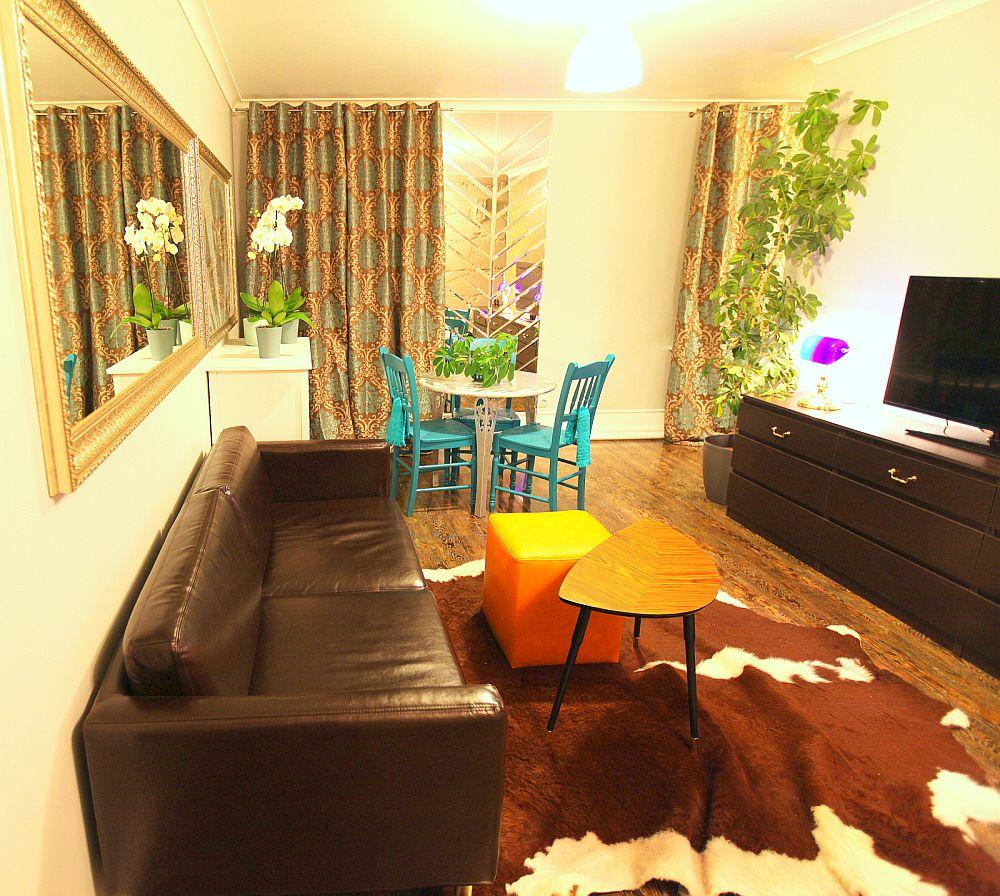 adelaparvu.com despre apartament 3 camere Bucuresti, designer Tanya Solomitchi (6)
