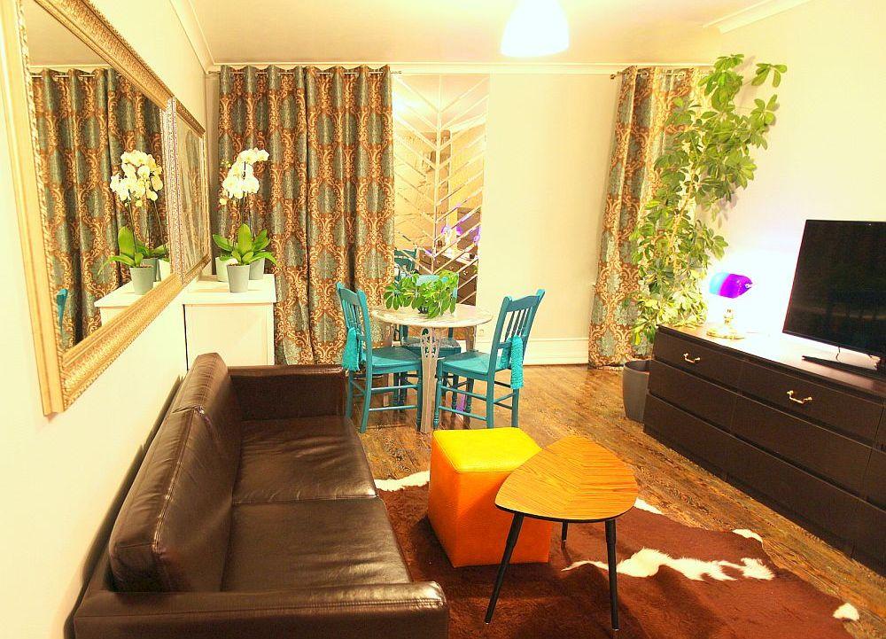 adelaparvu.com despre apartament 3 camere Bucuresti, designer Tanya Solomitchi