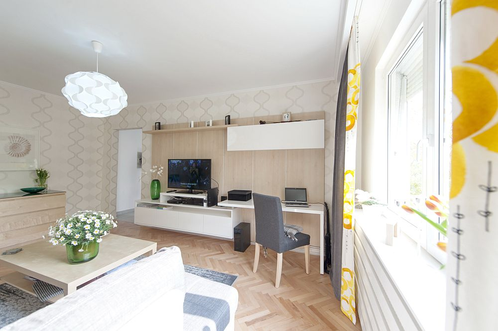 adelaparvu.com despre apartament 3 camere Tg Mures, designer Simona Ungurean (16)