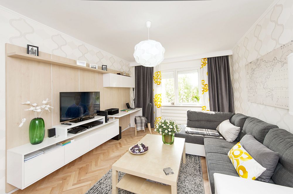adelaparvu.com despre apartament 3 camere Tg Mures, designer Simona Ungurean (17)