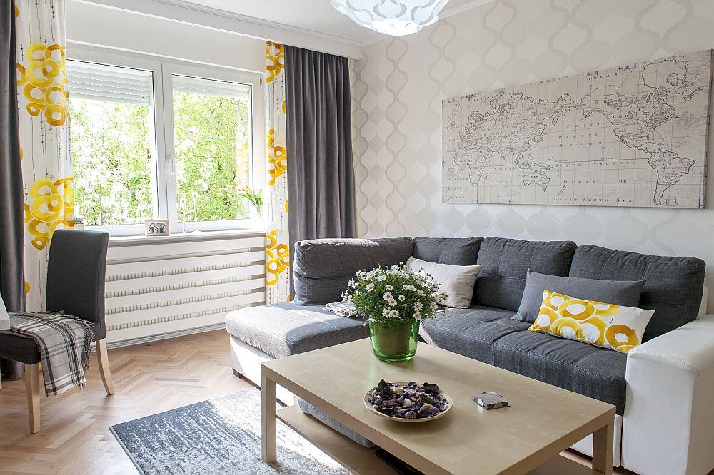 adelaparvu.com despre apartament 3 camere Tg Mures, designer Simona Ungurean (18)