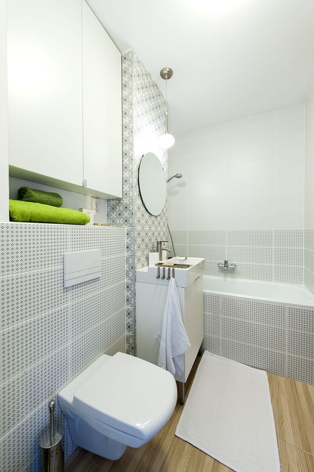 adelaparvu.com despre apartament 3 camere Tg Mures, designer Simona Ungurean (6)