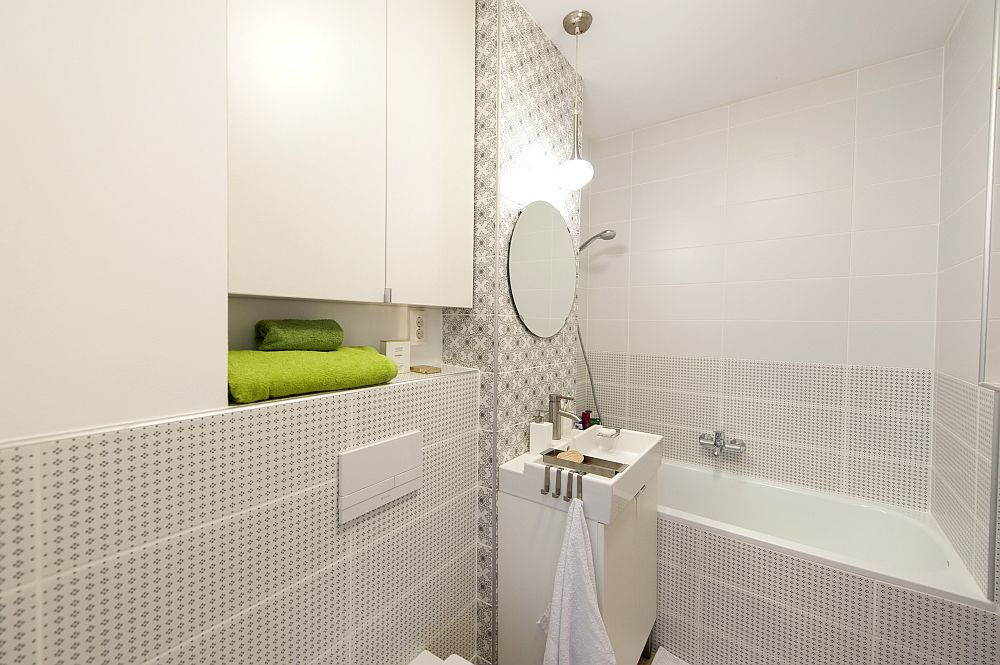 adelaparvu.com despre apartament 3 camere Tg Mures, designer Simona Ungurean (8)