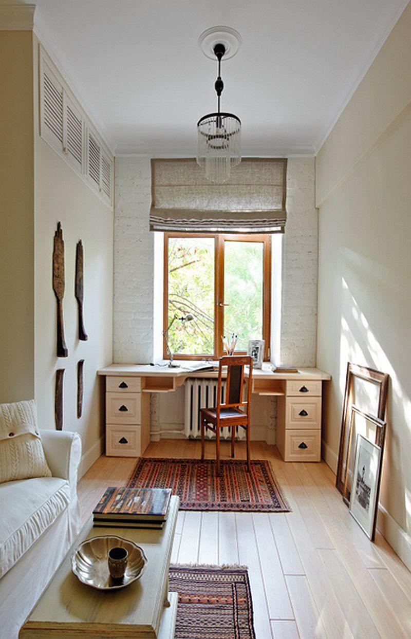adelaparvu.com despre apartament doua camere in stil rustic, Designer de interior Elena Pritula, Foto Dmitry Livshits (1)