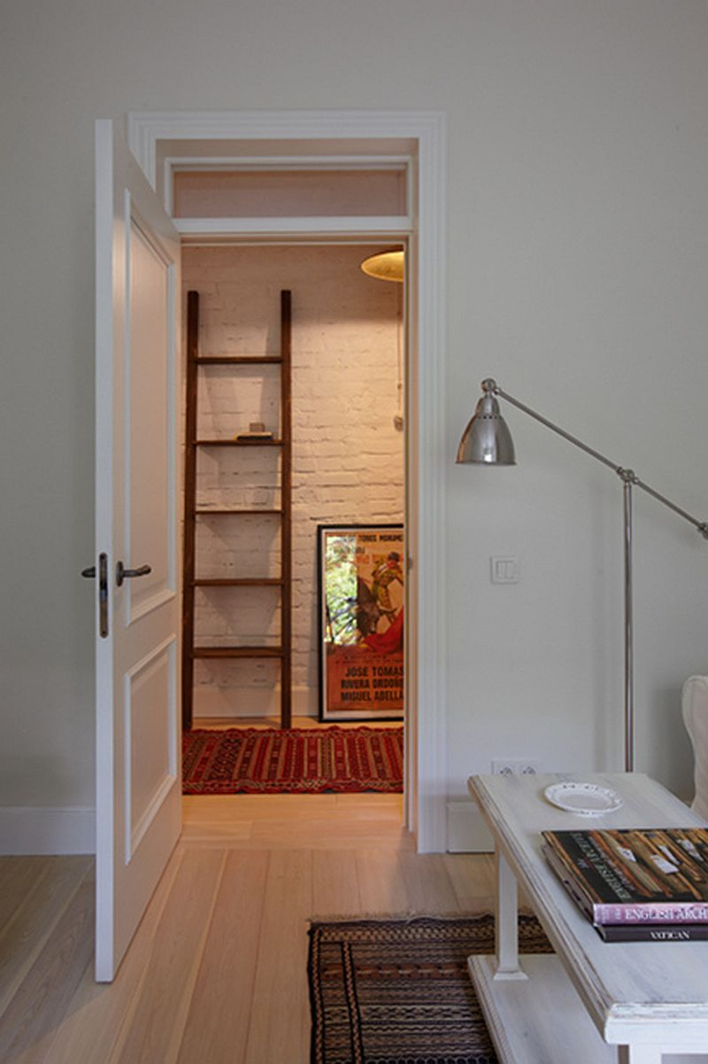 adelaparvu.com despre apartament doua camere in stil rustic, Designer de interior Elena Pritula, Foto Dmitry Livshits (2)