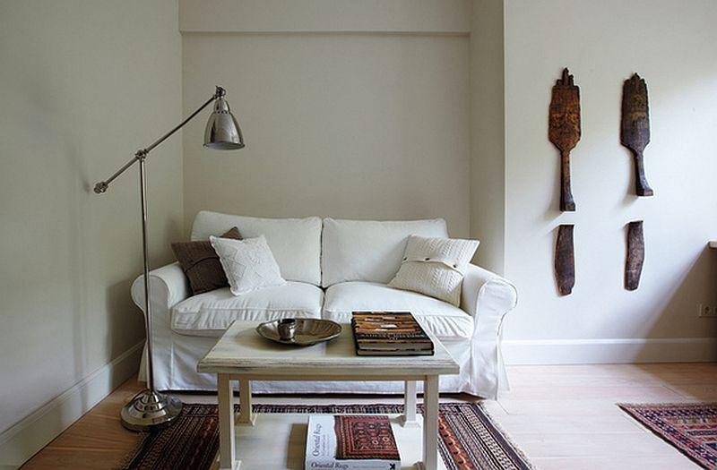adelaparvu.com despre apartament doua camere in stil rustic, Designer de interior Elena Pritula, Foto Dmitry Livshits (7)