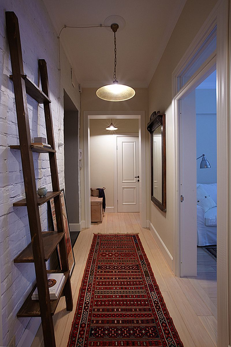adelaparvu.com despre apartament doua camere in stil rustic, Designer de interior Elena Pritula, Foto Dmitry Livshits (9)
