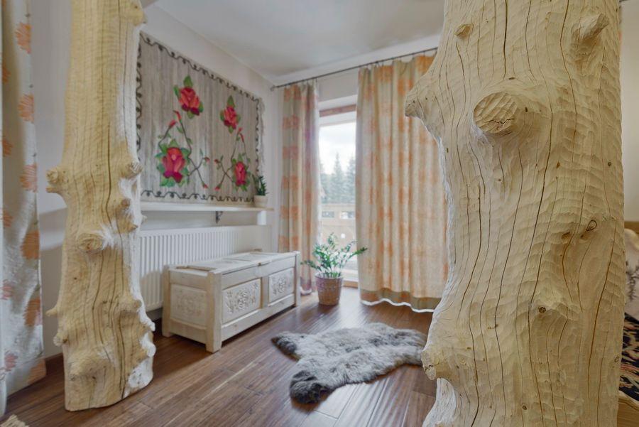 adelaparvu.com despre apartamente si case in stil rustic bucovinean, Apartament 11 WillaTatiana II, Zakopane, Polonia (6)
