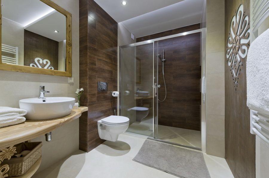 adelaparvu.com despre apartamente si case in stil rustic bucovinean, Apartament 11 WillaTatiana II, Zakopane, Polonia (8)
