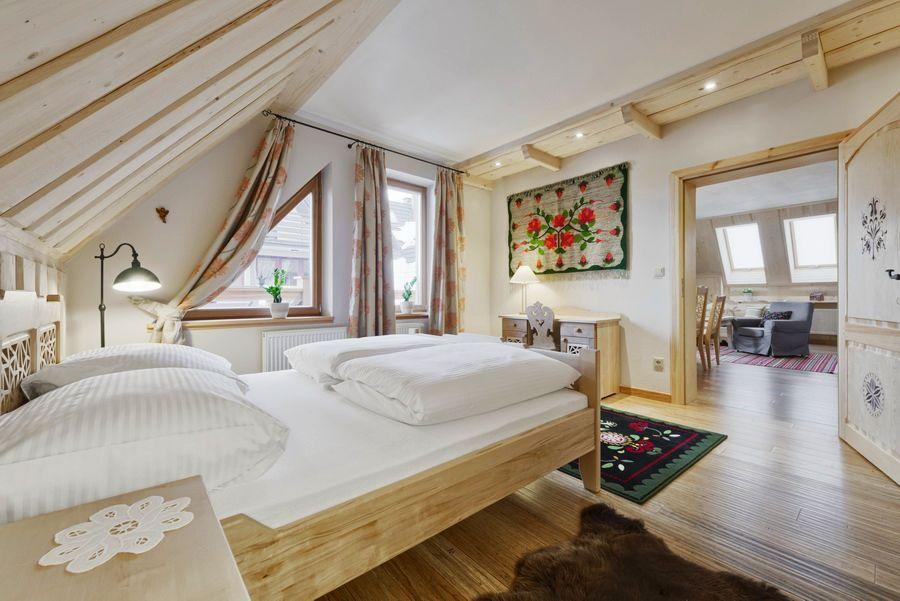 adelaparvu.com despre apartamente si case in stil rustic bucovinean, Apartament 17 WillaTatiana II, Zakopane, Polonia