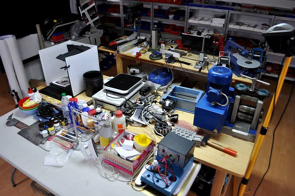 adelaparvu.com despre atelier de designer de bijuterii, designer Anamaria Dobras, DDJewelery (12)