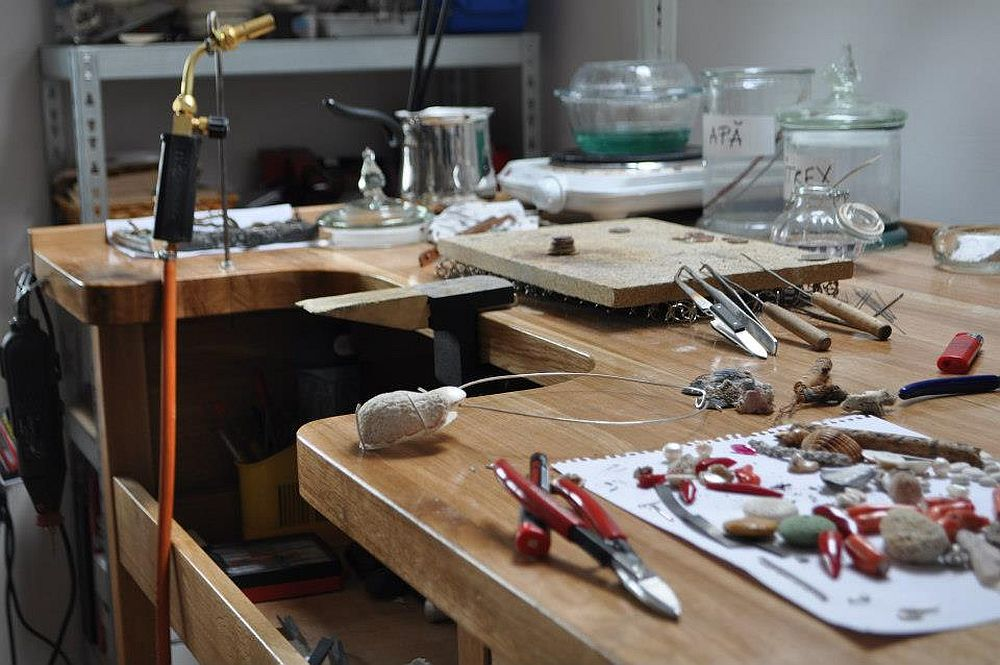 adelaparvu.com despre atelier de designer de bijuterii, designer Anamaria Dobras, DDJewelery (5)