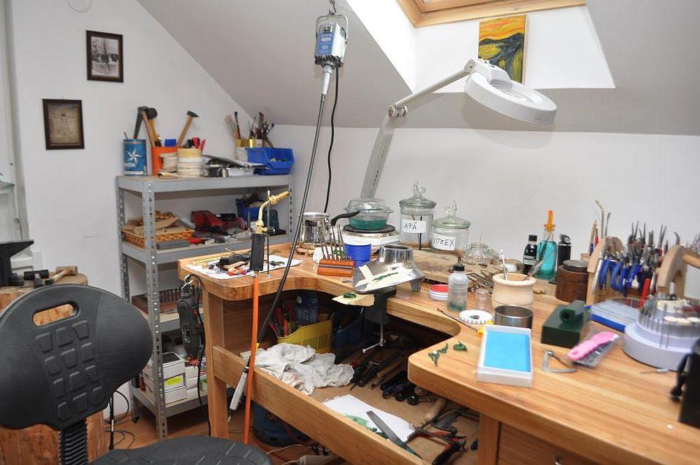 adelaparvu.com despre atelier de designer de bijuterii, designer Anamaria Dobras, DDJewelery (6)