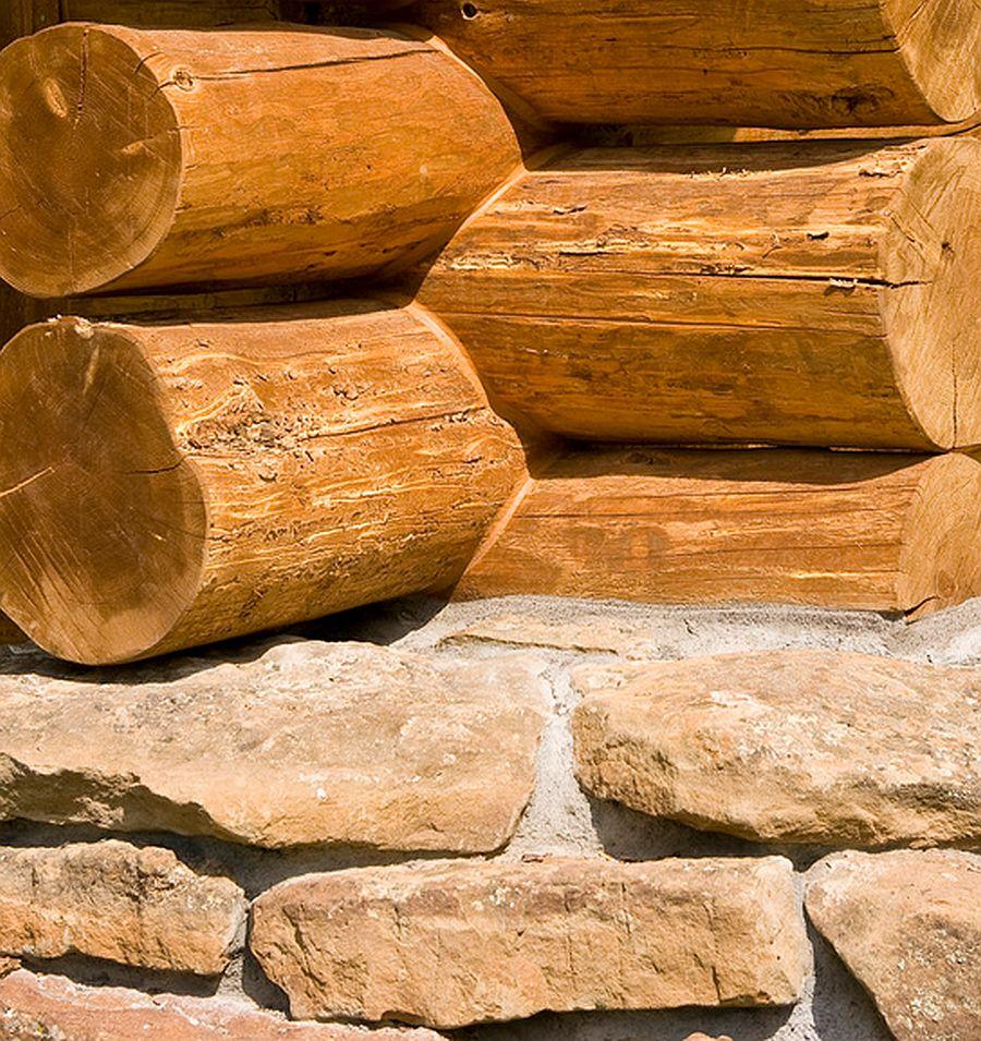 adelaparvu.com despre cabana din barne de lemn, casa de vacanta din barne de lemn, Lost Creek Jackson, arhitecti Ellis Nunn and Associates (6)