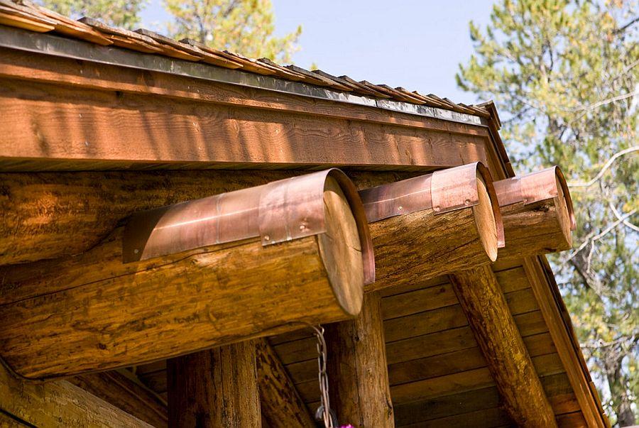 adelaparvu.com despre cabana din barne de lemn, casa de vacanta din barne de lemn, Lost Creek Jackson, arhitecti Ellis Nunn and Associates (8)