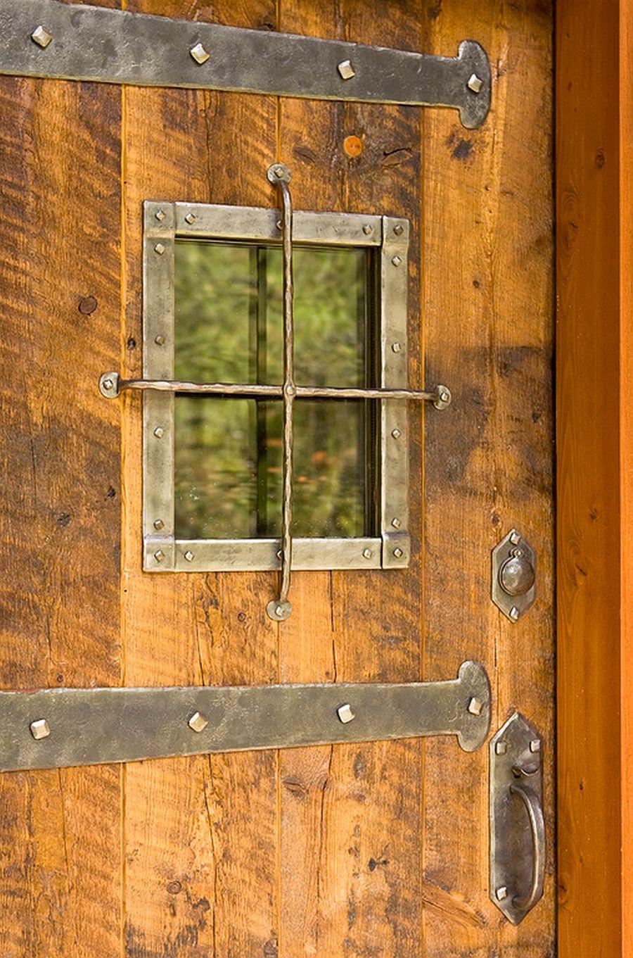 adelaparvu.com despre cabana din barne de lemn, casa de vacanta din barne de lemn, Lost Creek Jackson, arhitecti Ellis Nunn and Associates (9)