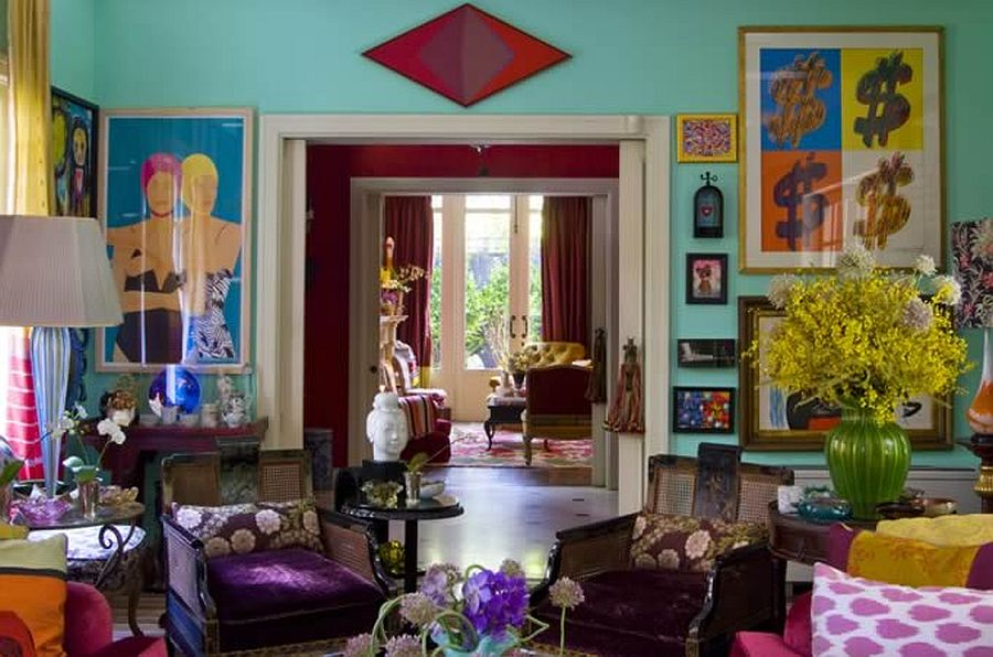adelaparvu.com despre casa arh Sig Bergamin, casa in Sao Paolo, casa braziliana, casa colorata, Foto Rogesr Davies (1)