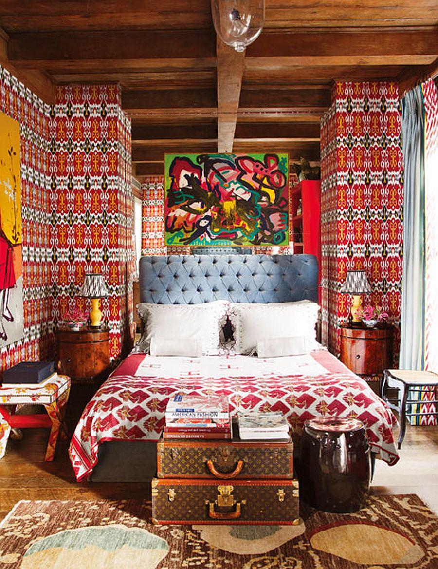 adelaparvu.com despre casa arh Sig Bergamin, casa in Sao Paolo, casa braziliana, casa colorata, Foto Rogesr Davies (10)
