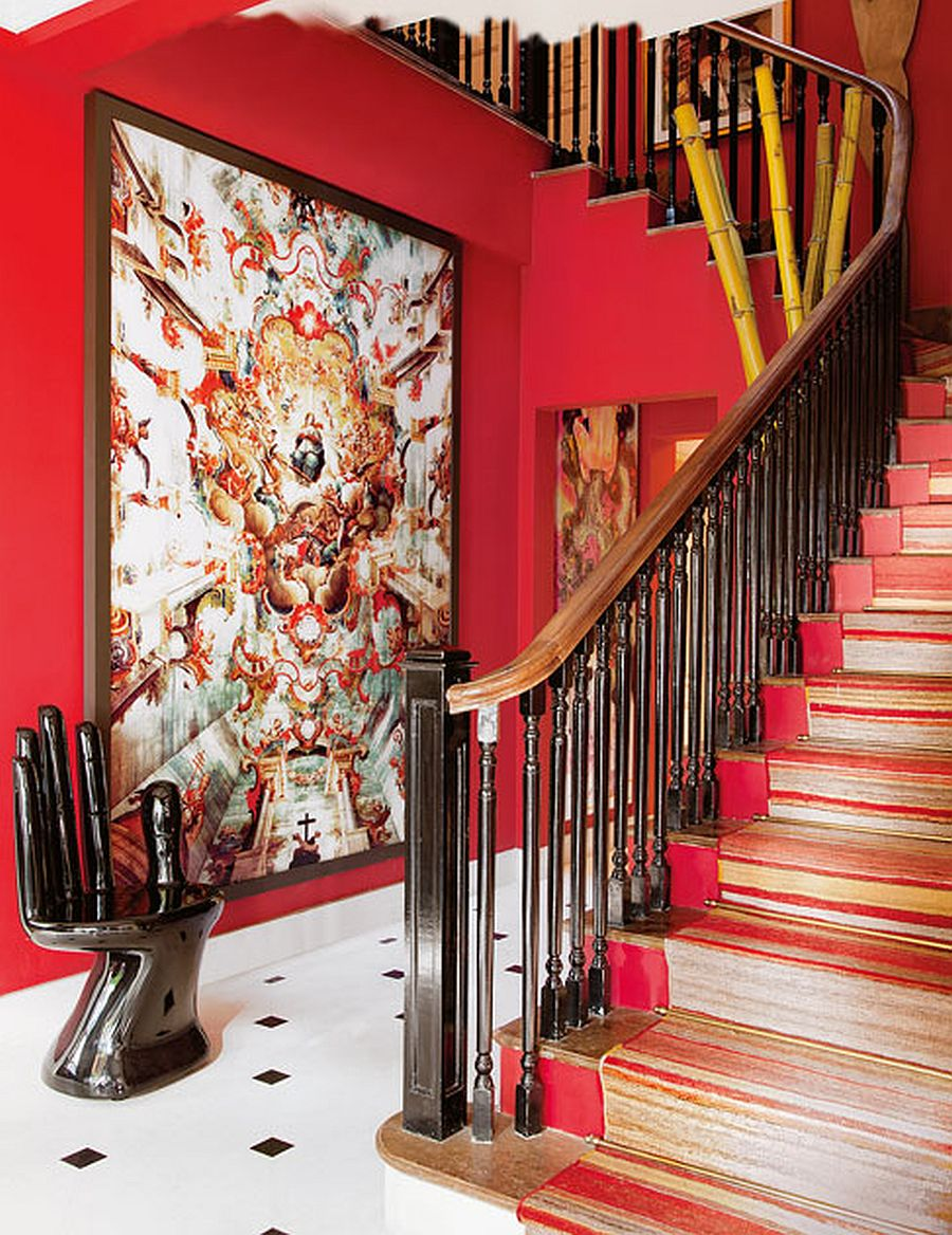 adelaparvu.com despre casa arh Sig Bergamin, casa in Sao Paolo, casa braziliana, casa colorata, Foto Rogesr Davies (12)