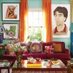 adelaparvu.com despre casa arh Sig Bergamin, casa in Sao Paolo, casa braziliana, casa colorata, Foto Rogesr Davies (14)