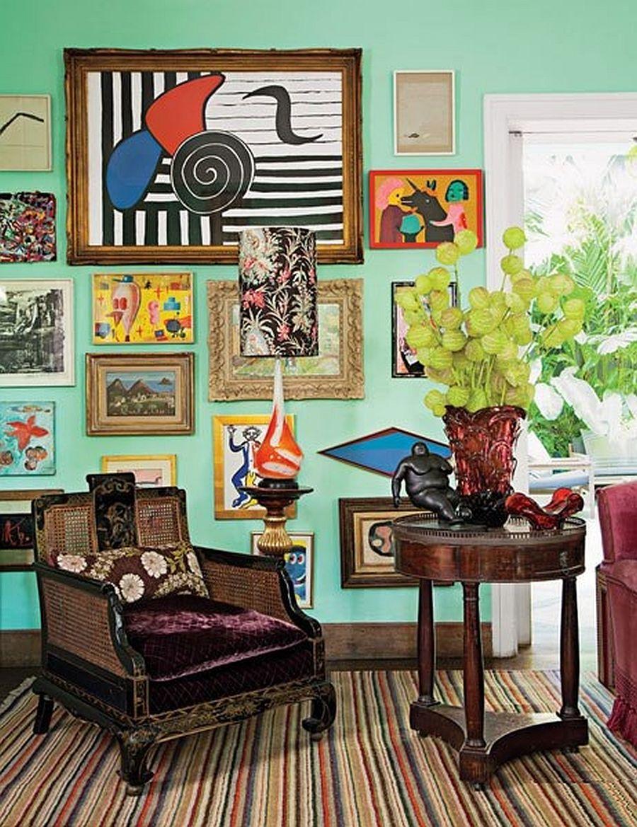 adelaparvu.com despre casa arh Sig Bergamin, casa in Sao Paolo, casa braziliana, casa colorata, Foto Rogesr Davies (3)