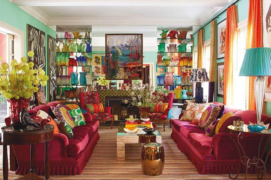 adelaparvu.com despre casa arh Sig Bergamin, casa in Sao Paolo, casa braziliana, casa colorata, Foto Rogesr Davies (5)