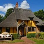 adelaparvu.com despre casa cu acoperis de stuf din Anglia, Marmalade Cottage, Foto Unique Home Stays (3)