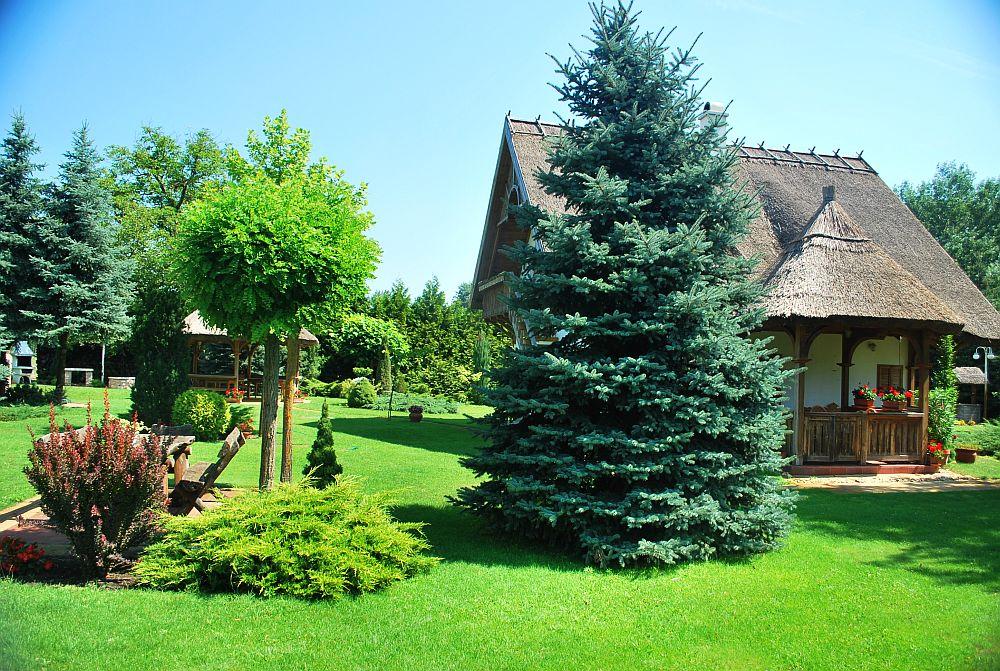 adelaparvu.com despre casa cu acoperis din stuf, casa in Ungaria, casa de vacanta, Foto Bungalow Net (14)