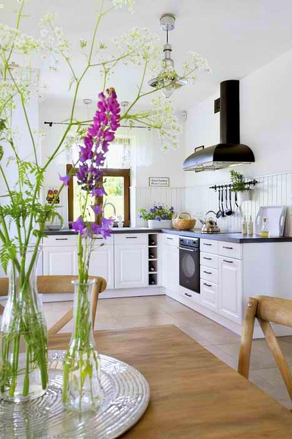 adelaparvu.com despre casa cu exterior rustic, interior modern, amenajare scandinava, casa Polonia, Foto Aneta Tryczynska (11)