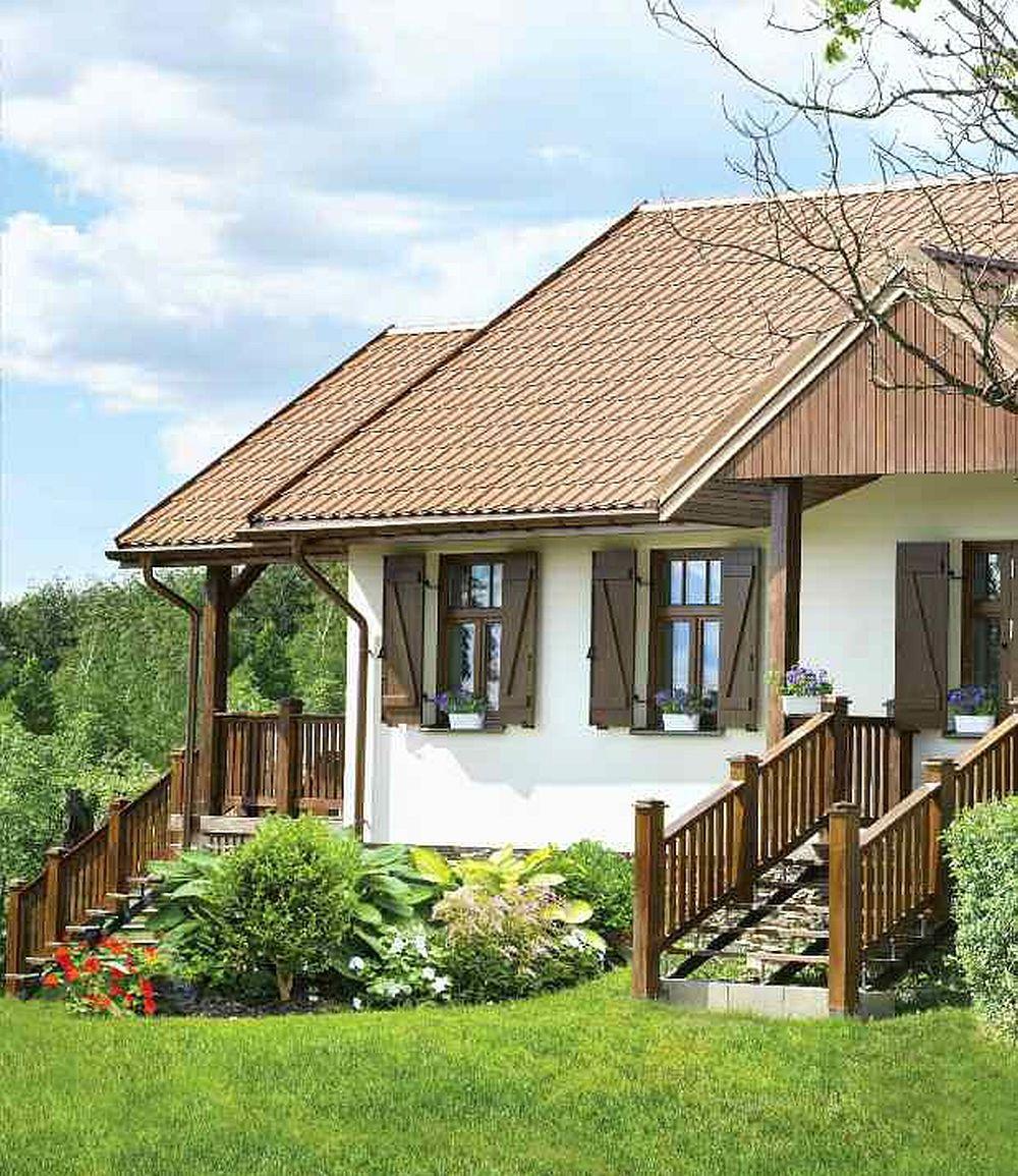 adelaparvu.com despre casa cu exterior rustic, interior modern, amenajare scandinava, casa Polonia, Foto Aneta Tryczynska (18)
