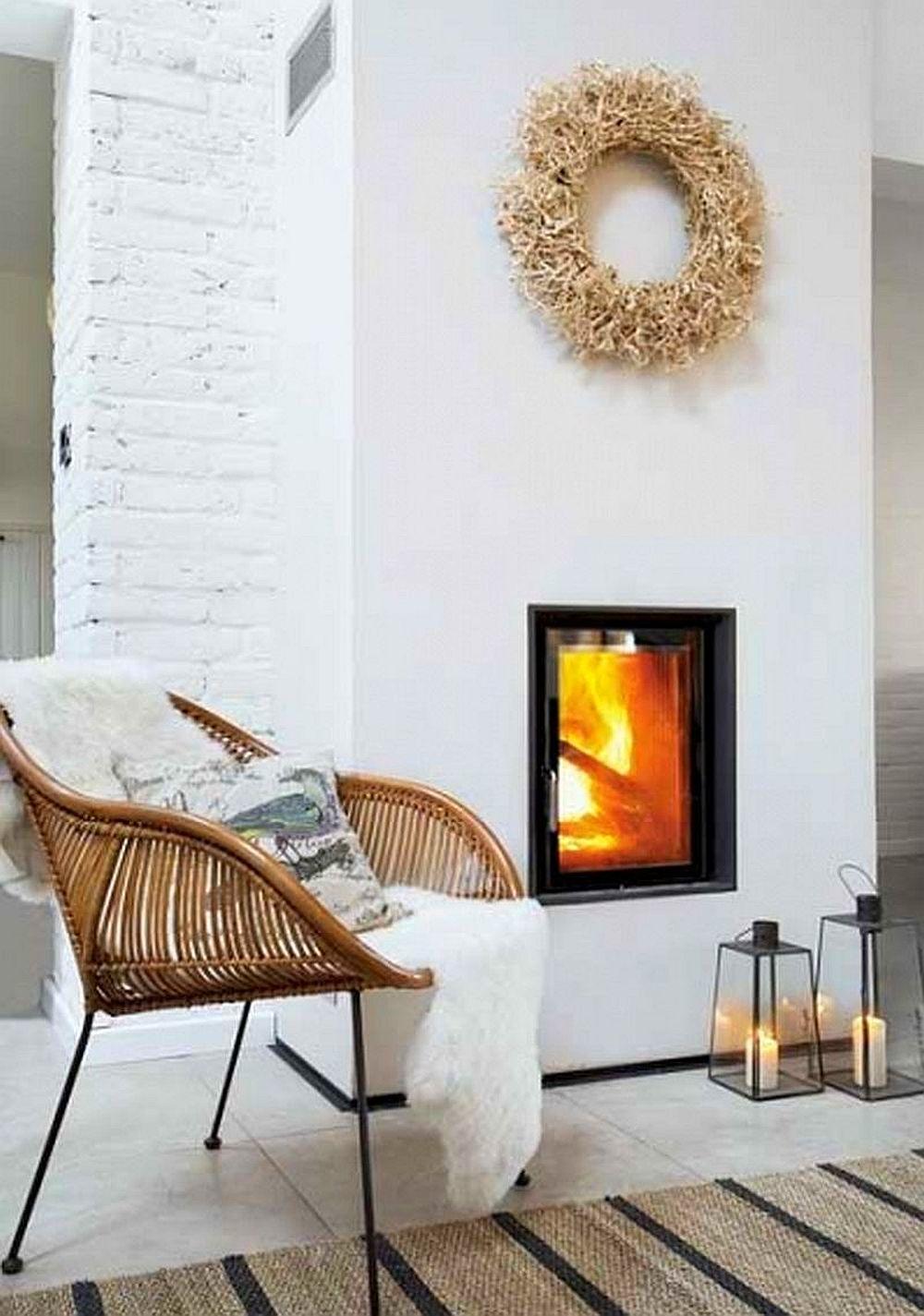 adelaparvu.com despre casa cu exterior rustic, interior modern, amenajare scandinava, casa Polonia, Foto Aneta Tryczynska (20)